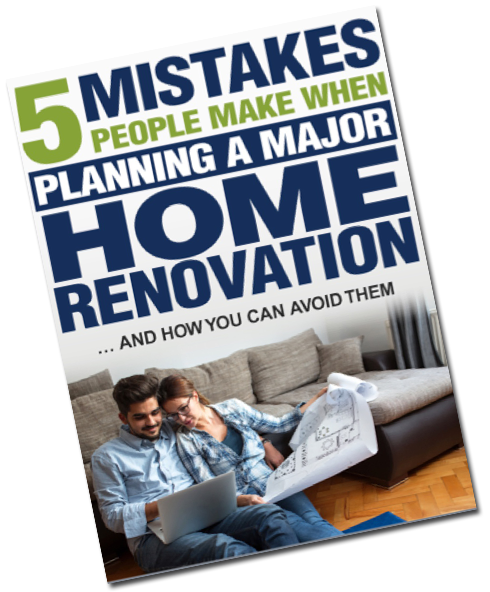 5 common renovation mistakes