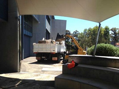 Commercial construction monash